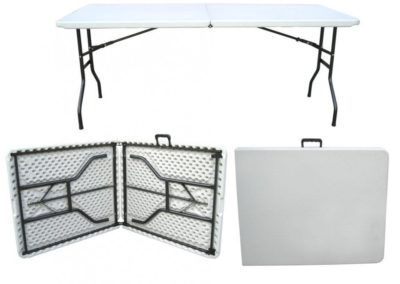 Plastic Folding-Table